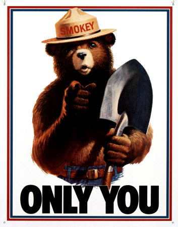 Smokey-Bear-Only-You-Posters
